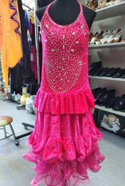 Платье латина Ю-2