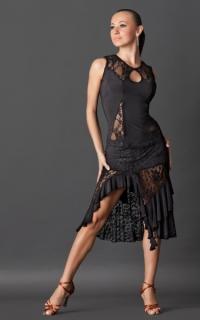 блуза, юбка латина